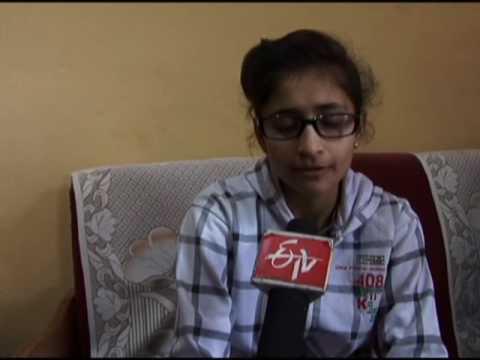 Kathua Girl isha andotra with ETV