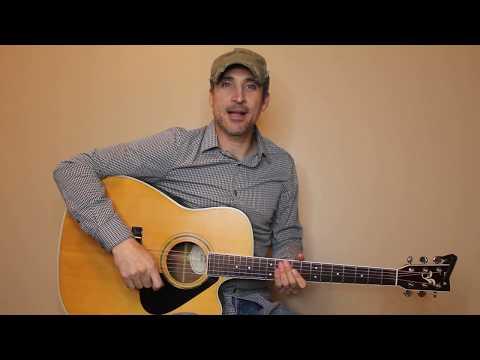 You Make It Easy - Jason Aldean - Guitar Lesson   Tutorial
