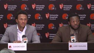 2017 Draft: Kizer and Ogunjobi Press Conference