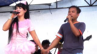 Birunya cinta (dayu AG Feat Kitty Andry) - Cover Leunyay Four l Feat Agit Andinie