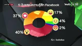 สถิติคนไทยใช้โซเชียลพุ่ง | 21-05-59 | ชัดทันข่าว | ThairathTV