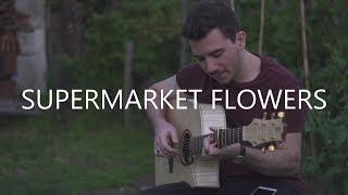 Supermarket Flowers - Ed Sheeran (Fingerstyle Guitar Cover) by Peter Gergely