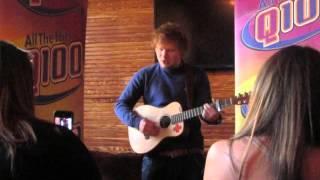 Ed Sheeran 12113 Sunburn