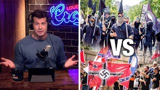 Top 3 Ways Antifa and White Nationalists are the SAME! | Louder With Crowder