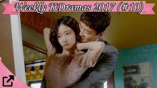 Top 10 Weekly Korean Dramas 2017 (#10)