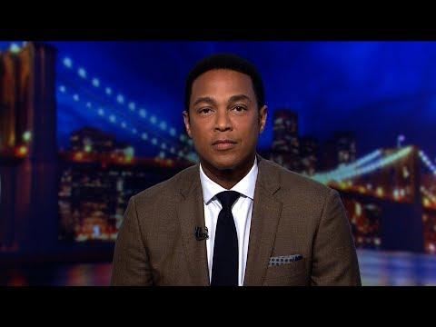 Don Lemon s open letter to Donald Trump Please stop