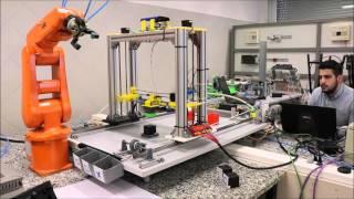 Proyectos de Automatización y Robótica Industrial - Curso 2015/2016