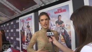 Alessandra Ambrosio Interview