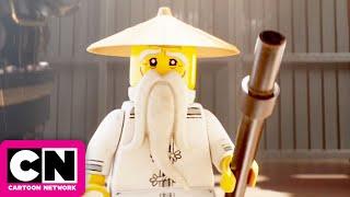 The LEGO Ninjago Movie   Outtakes   Cartoon Network