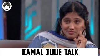 Kamal Julie Talk & Elimination - Full Episode - Big Boss Tamil