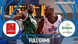 Juventus Utena (LTU) v Sidigas Scandone Avellino (ITA) - Quarter-Finals - FIBA Europe Cup 2017-18