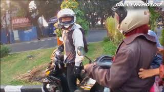 SCARY MOTORCYCLE CRASH COMPILATION Ep.1 (Indonesian Special)