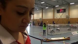 2018 Goalball World Championships Japan v Israel 1st Half