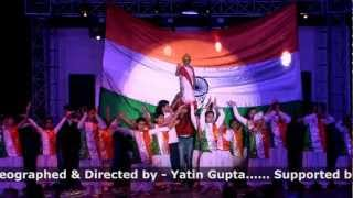 vande mataram ar rahman patriotic performance by step2step dance studio,09888697158