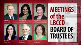 LBCCD - Board of Trustees Meeting - June 27,  2017