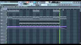 Fl studio 12 How to make a love/sad beat