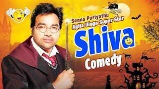Sonna Puriyathu   Tamil Movie Comedy   Shiva   Vasundhara Kashyap   Manobala
