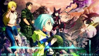 Nightcore - GATE II: Sekai wo Koete