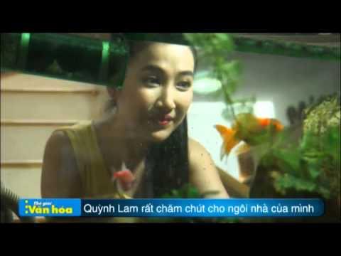 Ngôi nhà của Quỳnh Lam vườn hoa muôn sắc Người nổi tiếng Thế Giới Văn Hóa Online Tạp chí Tin Video clip Hình ảnh showbiz