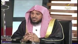 عبدالعزيز الطريفي من نظر لعمل قناة العربية وصفات المنافقين التي نزلت في الآيات سيجد هنالك تطابق تام.