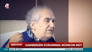 Prof. Dr. Erkan Topuz: Kanseri şeker besler - A HABER