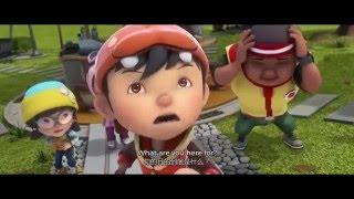 BoBoiBoy Musim 3 Episod 22  Jagalah Bumi Bahagian 2