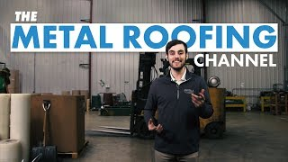 The Metal Roofing Channel
