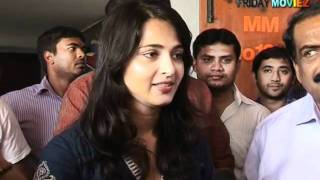 Personal Interview with Anushka Shetty
