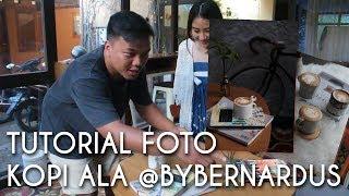 Coffee With Kat - Tutorial Foto Kopi ala @ByBernardus ft. Saorsa Coffee