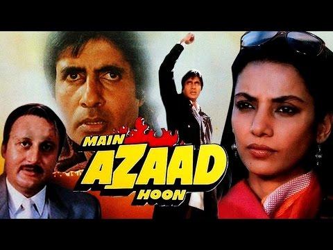 Main Azaad Hoon (1989) Full Hindi Movie | Amitabh Bachchan, Shabana Azmi, Anupam Kher