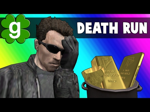 Gmod Deathrun Funny Moments St. Patty s Day Map Garry s Mod