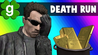 Gmod Deathrun Funny Moments - St. Patty