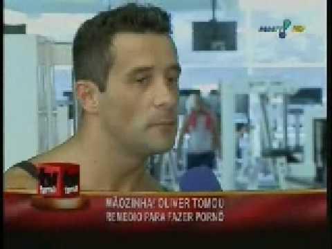 Marcos Oliver faz revelações em seu livro Rede TV SP