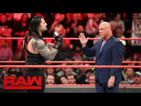 Xxx Mp4 Roman Reigns Sounds Off On Mr McMahon Raw March 12 2018 3gp Sex