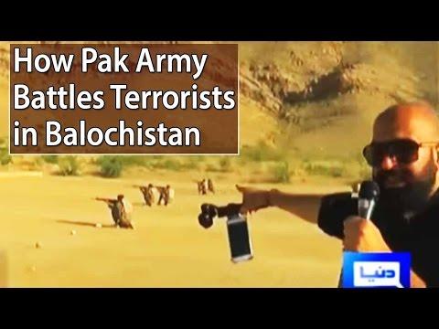watch Balochistan Ka Mahaaz 25 June 2016 - Wajahat Explains How Pak Army Battles Terrorists