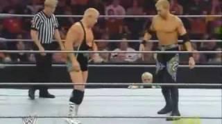 WWE Superstars christian vs finlay