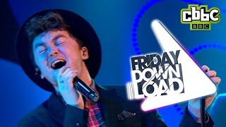 Rixton 'Wait On Me' live on Friday Download - CBBC