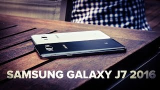 Samsung Galaxy J7 2016 hands on review [+BENCHMARKS]