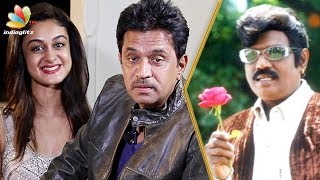 My dad lies a lot to Mom : Arjun and His Daughter Aishwarya Interview | Goundamani