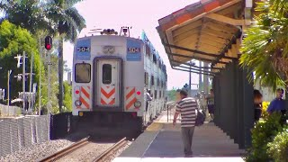 Railfanning at Hollywood Station for Operation Hollywood 10-3-15