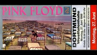 Pink Floyd live @ Westfalenhalle Dortmund 27.06.1988 - Momentary Lapse of Reason Tour