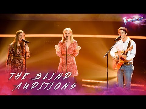 Homegrown sing Fast Car | The Voice Australia 2018