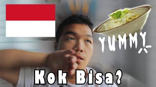 MENGAPA MAKANAN INDONESIA ENAK? | #DAILYVLOG1