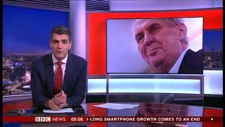 BBC News 28 January 2018