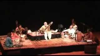 Pt.Ravi Shankar Singing SEDIN DUJONE (London,June 2011)