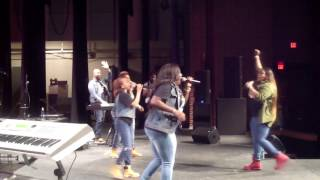 Worship Medley//For Your Glory/Fill Me Up/Break Every Chain - Tasha Cobbs Live