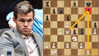 Curse is Lifted   Van Foreest vs Carlsen   Tata Steel Masters (2019)