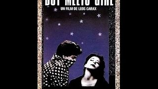 Boy Meets Girl 1984 a movie by Leos Carax  (french with eng-spa-ptbr.subt)