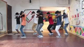 Yaarivalu Yaarivalu | Choregraphed by  Hari Reddy | Part 01 Group | kalanidh