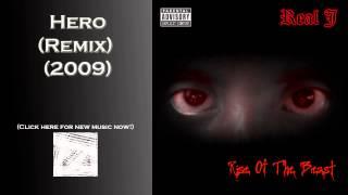 Real J - Hero (Remix)